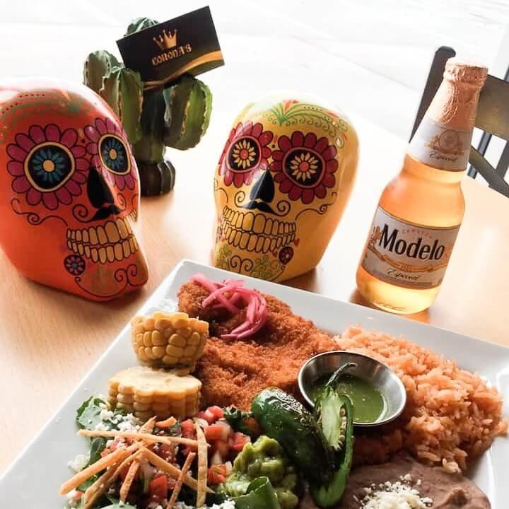 Corona's Mexican