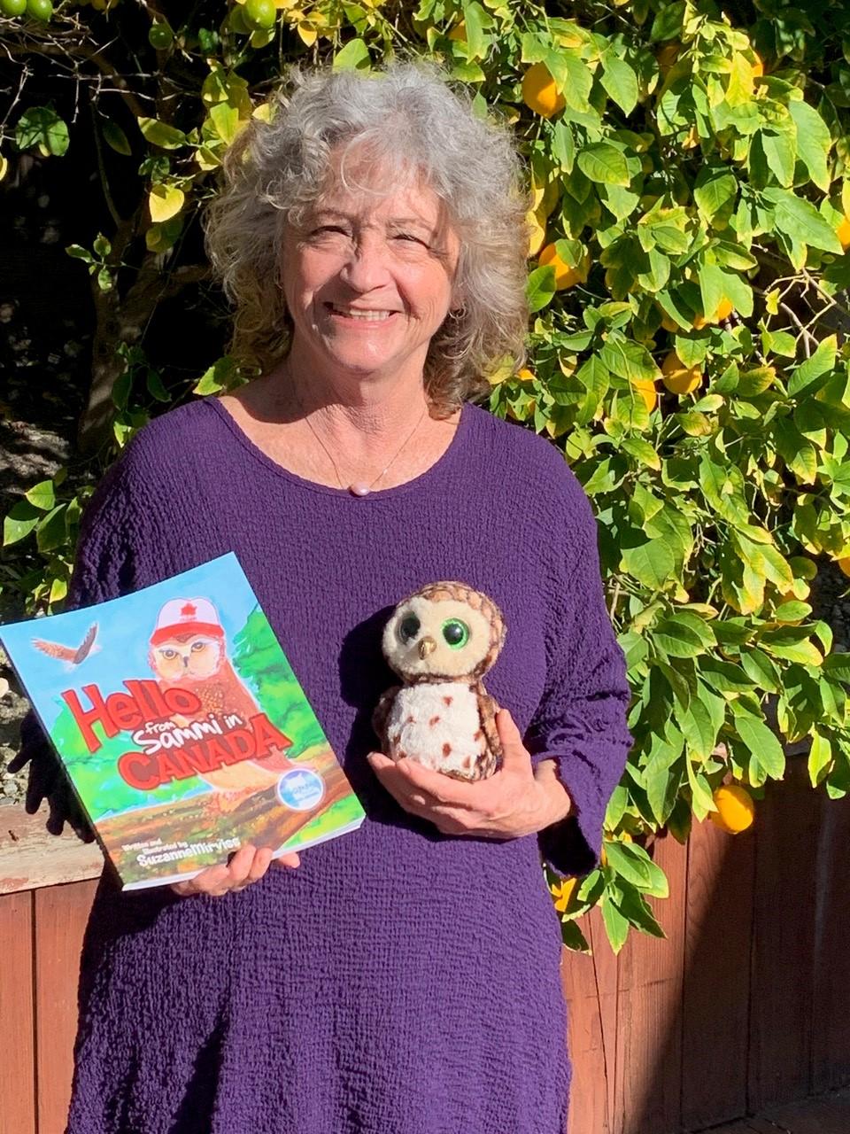 Suzanne Mirviss Author